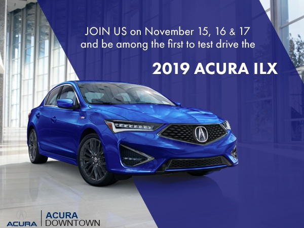 2019 Acura ILX is Here!