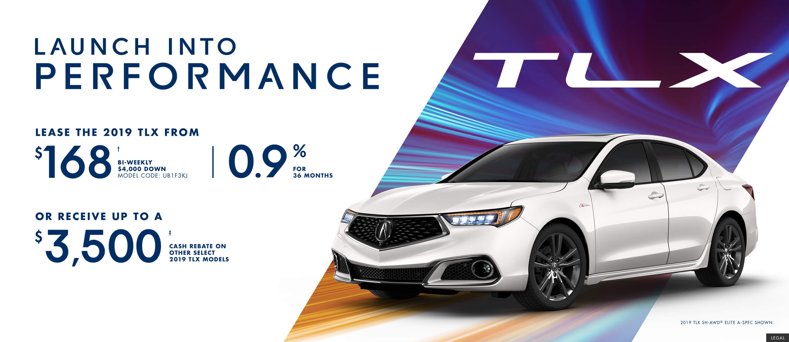 2019 Acura TLX | Launch Into Performance