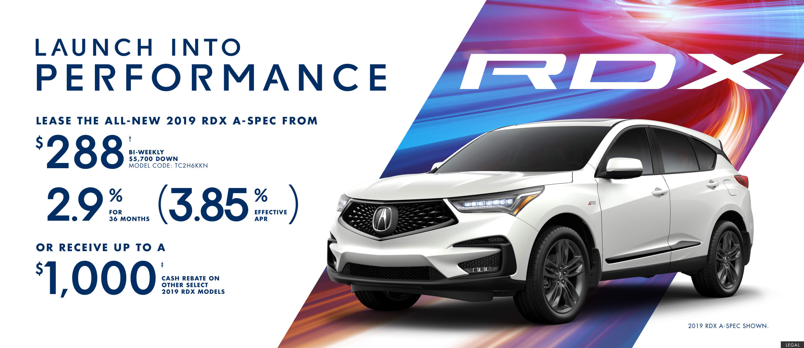 All-New 2019 Acura RDX | Launch Into Performance