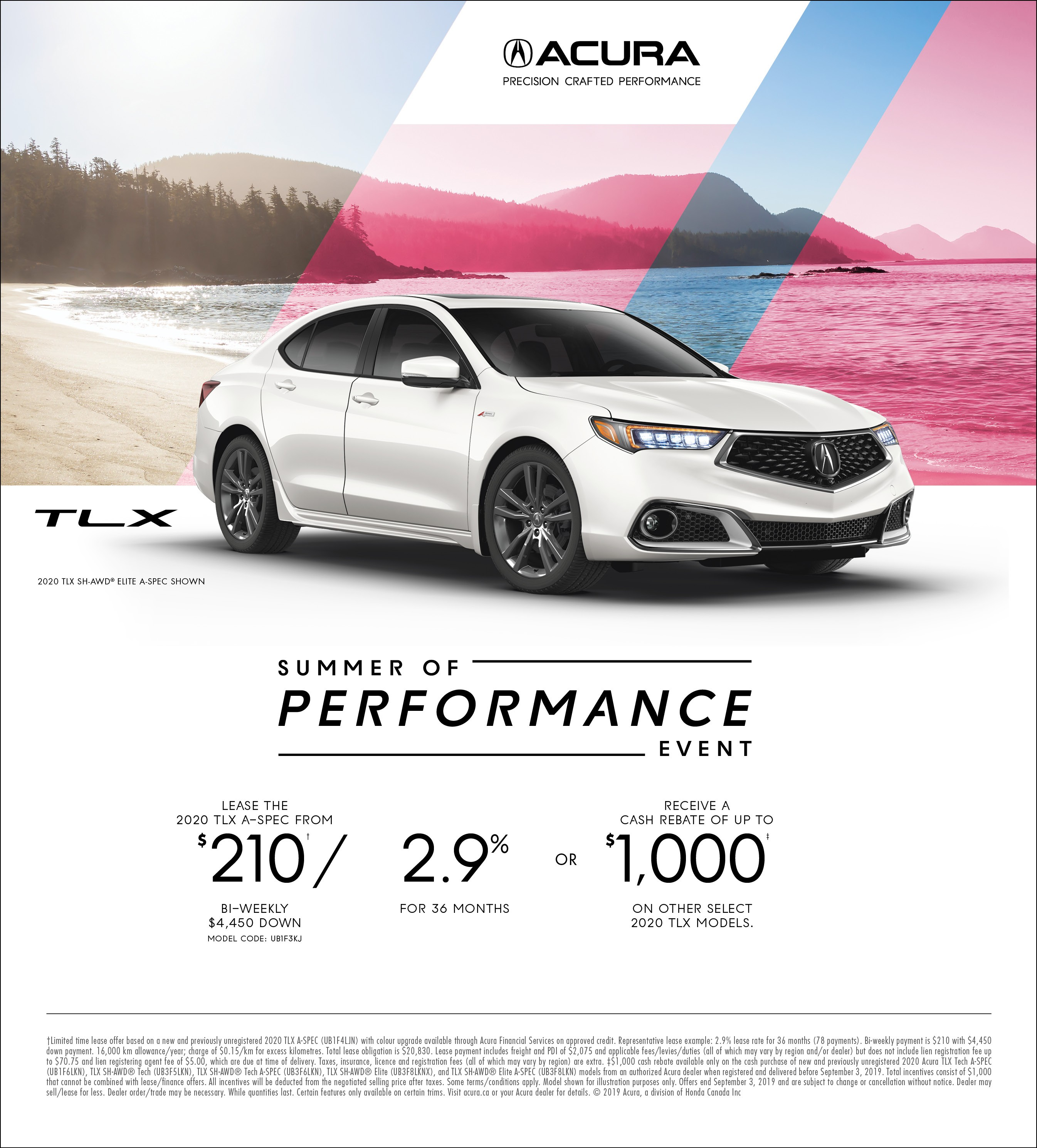 Toronto Acura incentives | Acura Downtown Toronto Acura Dealer