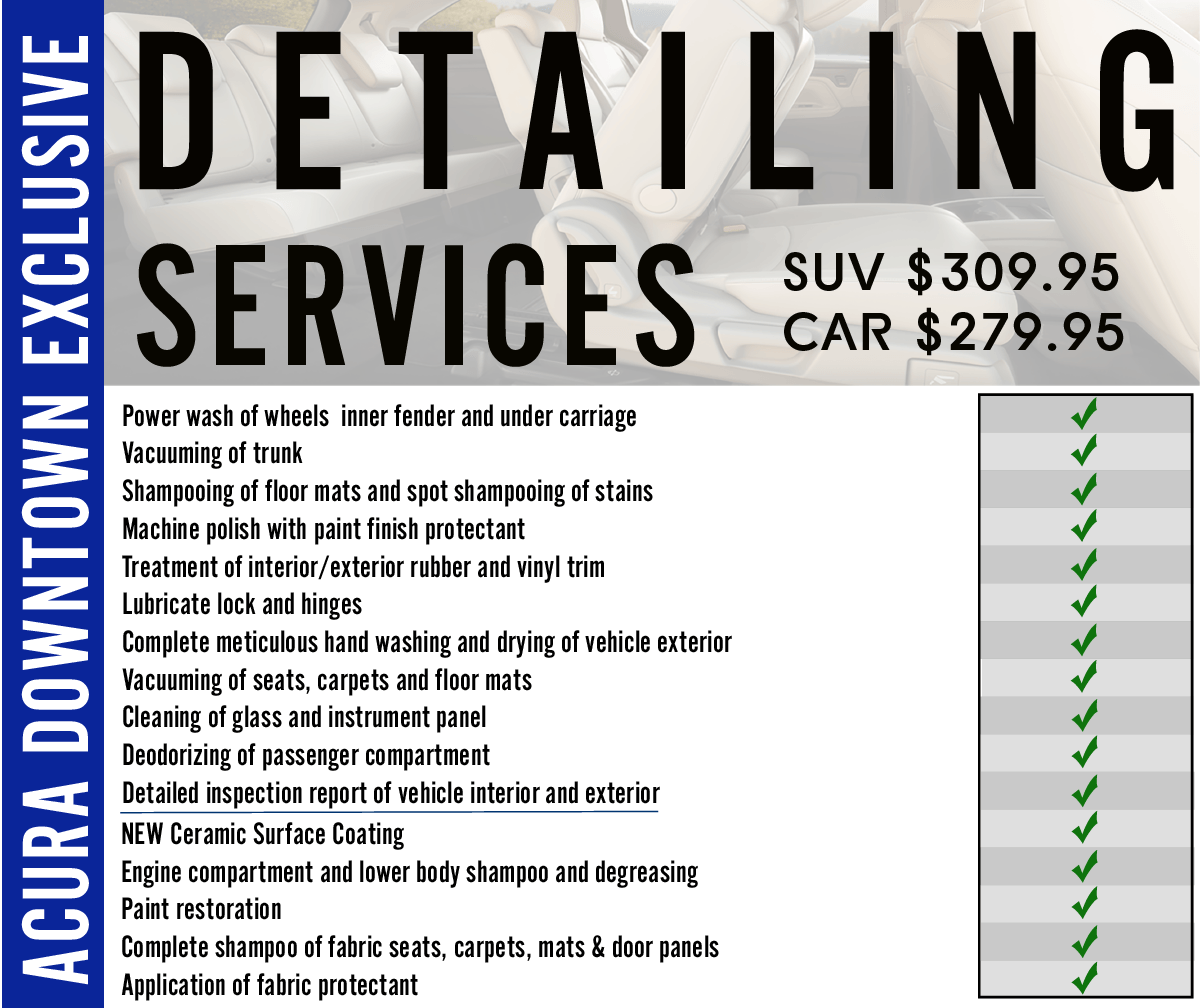 Full Detailing Package